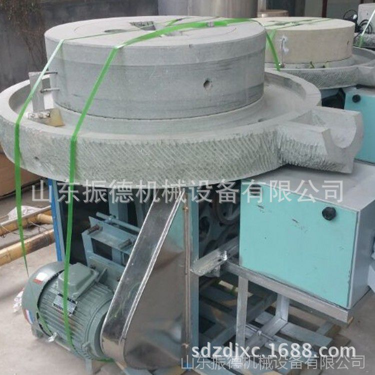 振德供应 传统粮食面粉加工石磨机 多用途石磨面粉机 杂粮石磨机