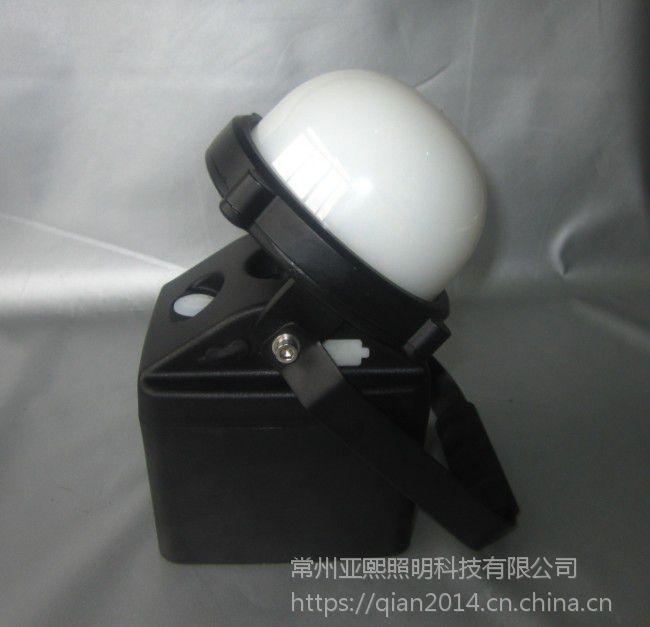 华荣GAD319强磁轻便装卸灯 手提式强光工作灯13W 强光8小时 工作光16小时