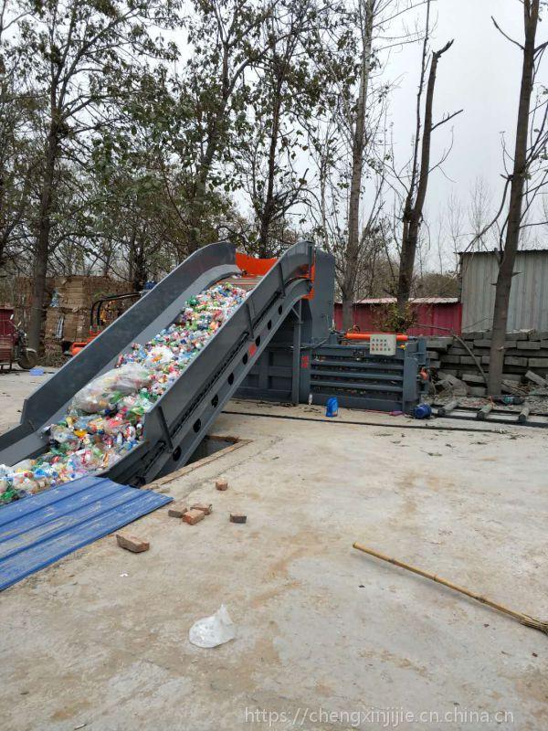 郑州宝泰机械液压废纸箱打包机二手转让欢迎选购
