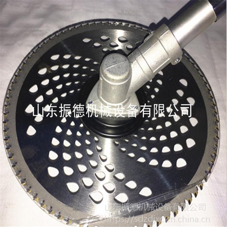 2冲程辣椒收割机 玉米秸秆小型收割机 振德机械