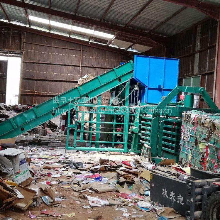 六安铁麒麟牌120吨废纸打包机价格