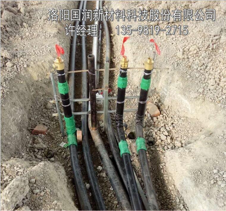 加油站双层管及管件,输油管道