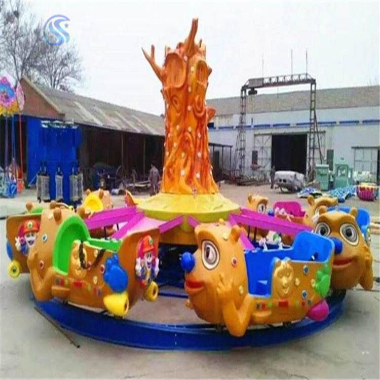 庙会游乐设备水陆战车大型游乐设备报价
