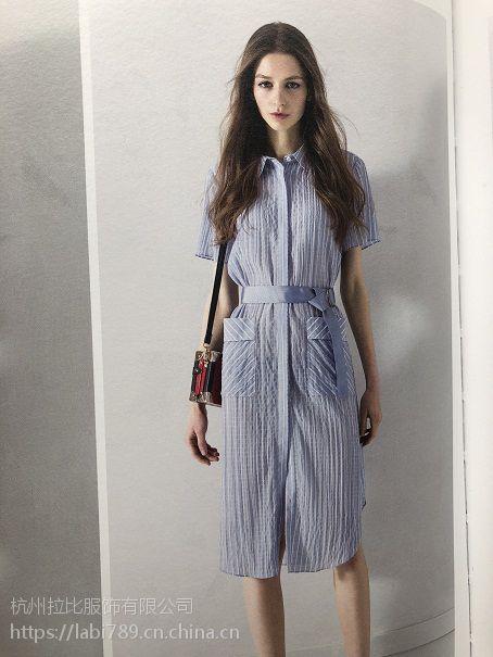 时尚品牌女装加盟佰卡丽尾货服装批发服装尾货库存回收