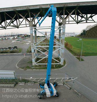 赣州18米曲臂式高空作业平台