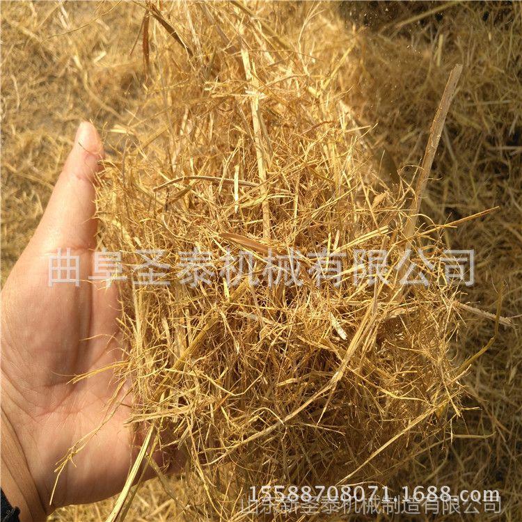 秸秆揉丝机厂家 秸秆机 玉米秸秆青贮揉丝机