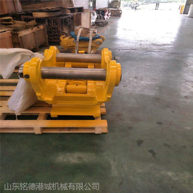 挖机徐工260液压快速连接器 多种吨位快换接头 挖机配件商