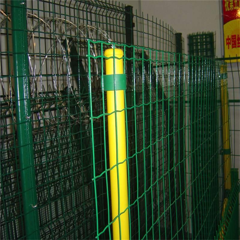 养殖荷兰网 圈地铁丝网 绿色围栏