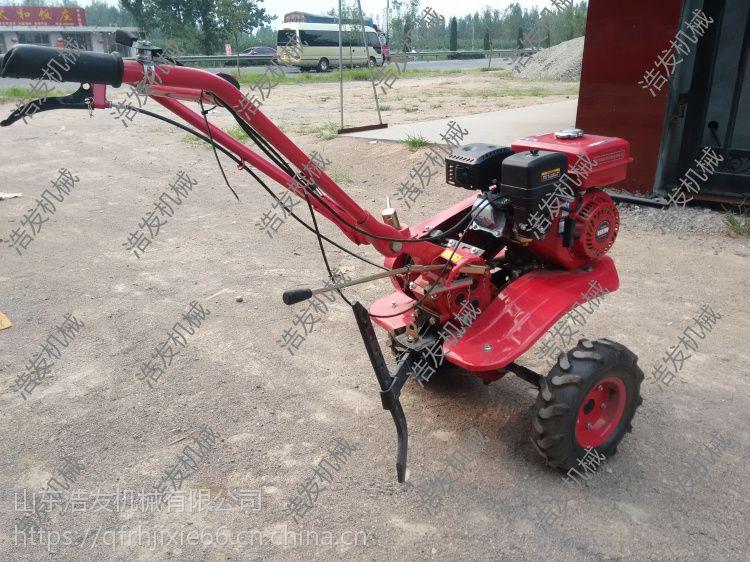 菜园地旋耕机 新款犁地旋耕机