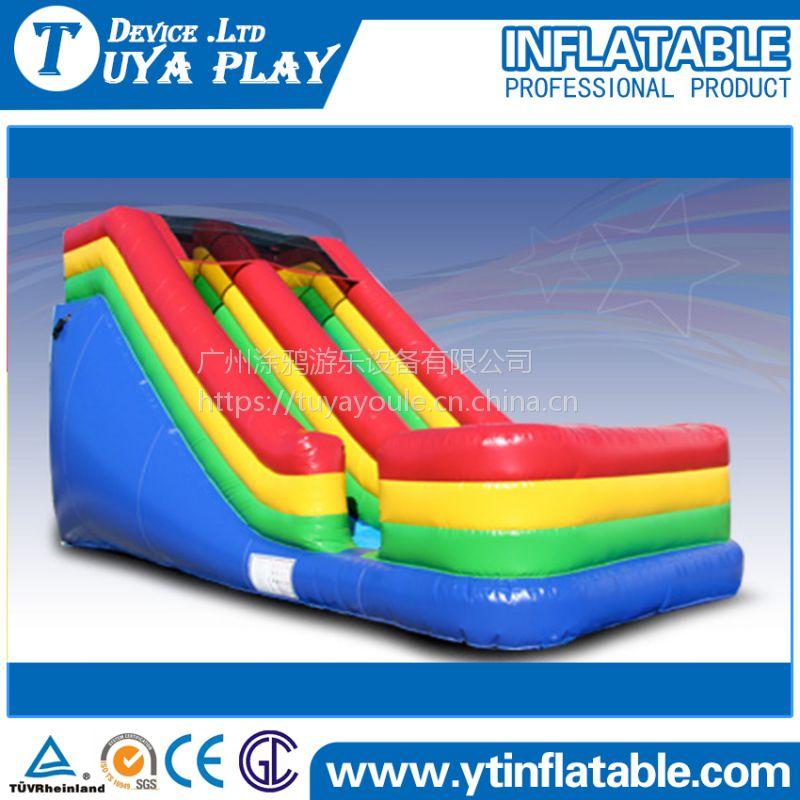 充气滑梯_大型充气玩具_产品介绍_支架游泳池,充气水滑梯,移动式水