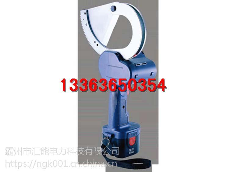现货销售 美国KuDos充电式液压切刀 REC-85CCP棘轮断线剪汇能