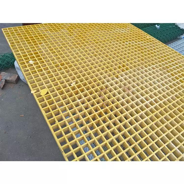雨篦子盖板 玻璃钢格栅规格 承重40吨的雨篦子多厚