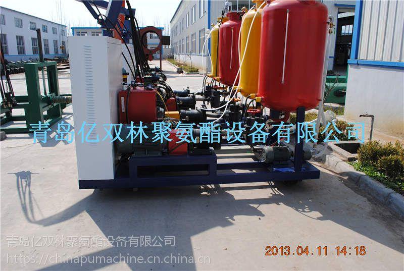 供应亿双林聚氨酯cpu光伏涂布轮弹性体浇注机 光伏涂布轮机械