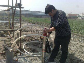 嘉善工程机钻深井、找通泉打井、保质保量