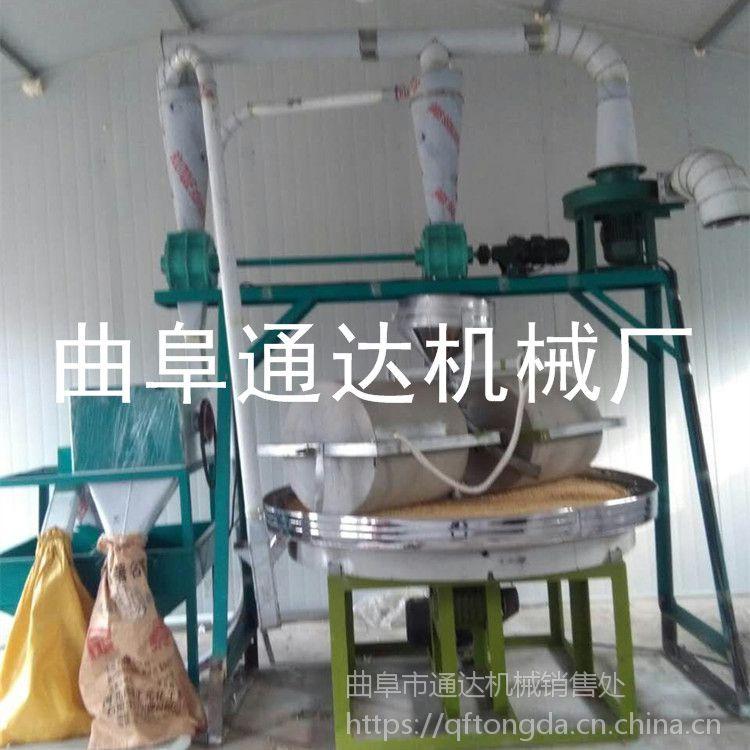 稻谷石碾去壳机 通达牌 多用途电动石碾 型号