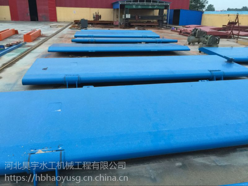 河北省昊宇水工HYSJB液压升降坝欢迎采购