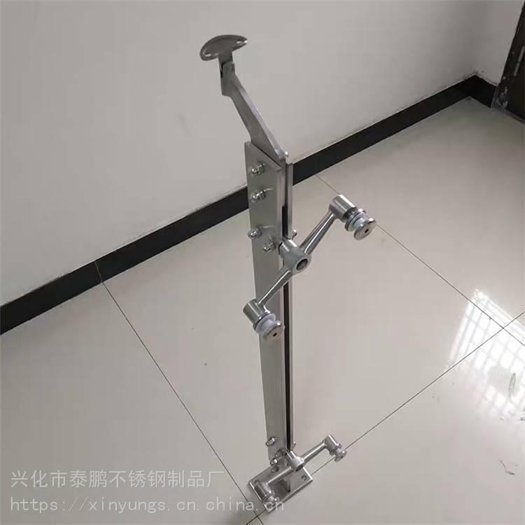 新云 栏杆厂家生产 成品304不锈钢栏杆 组装316不锈钢栏杆PE11