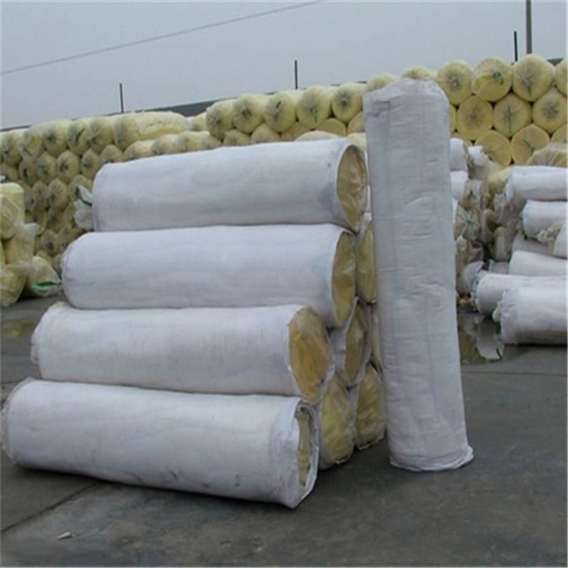 供货商玻璃棉卷毡销售 绿色环保保温玻璃棉