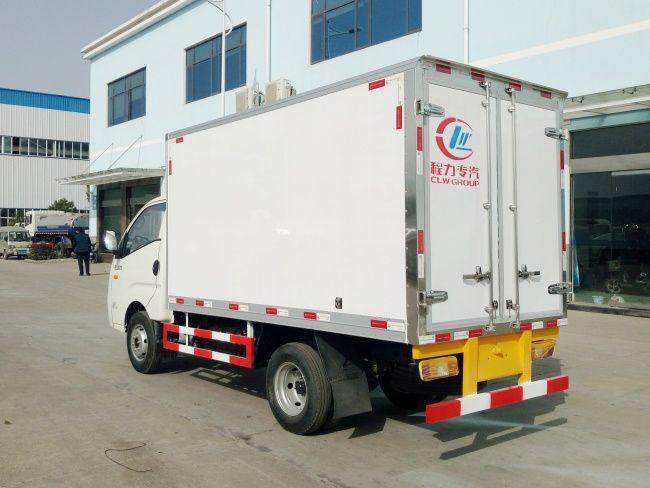 3.5米冷藏车多少钱