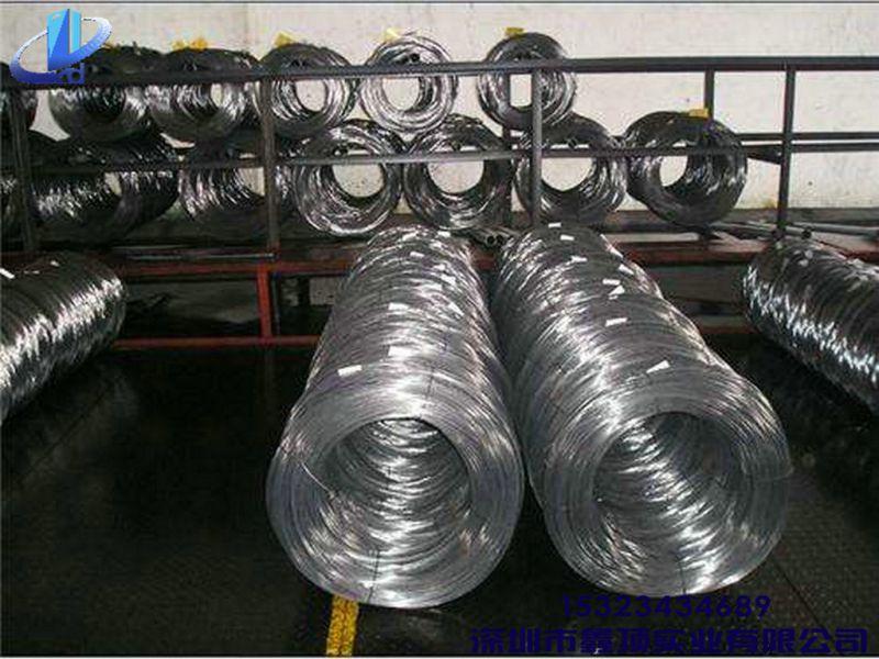 厂家直销60si2mn锰钢棒 宝钢硬料HRC60度 任意切割零售深圳生产厂家