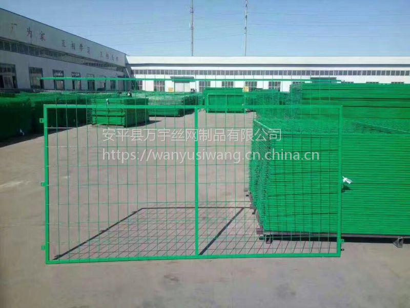 厂家直供山东地区公路交通安全护栏网/防锈包塑框架隔离栅/双边丝围栏网/质优价廉