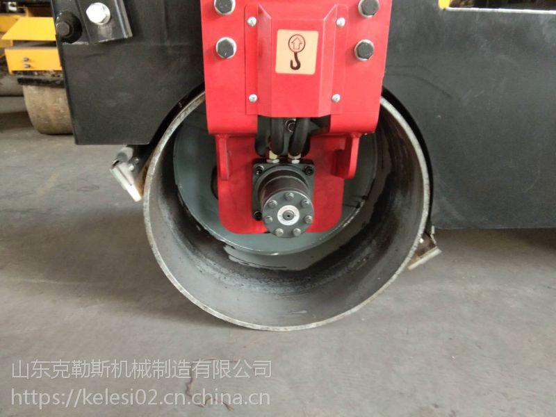 通化道路施工用 克勒斯2吨小型压路机 做更好的到道路压实机械