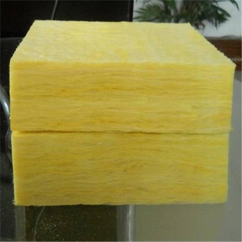 生产厂家管道玻璃棉板 7公分吸音玻璃棉板价格