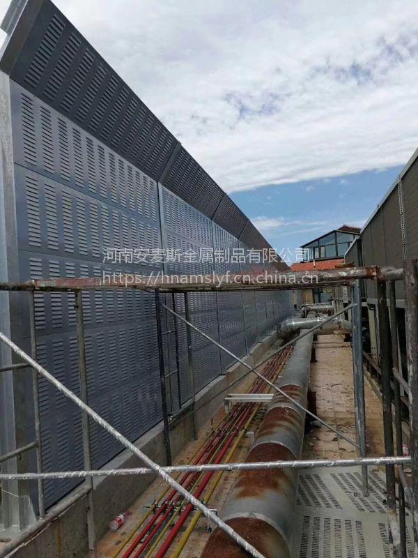 湖北荆门声屏障厂家 隔音降噪护栏价格 休息区隔音降噪 水泥厂声屏障