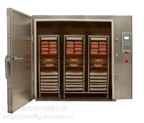 小型对虾液氮速冻机 快速冷冻山东汇富厂家直销