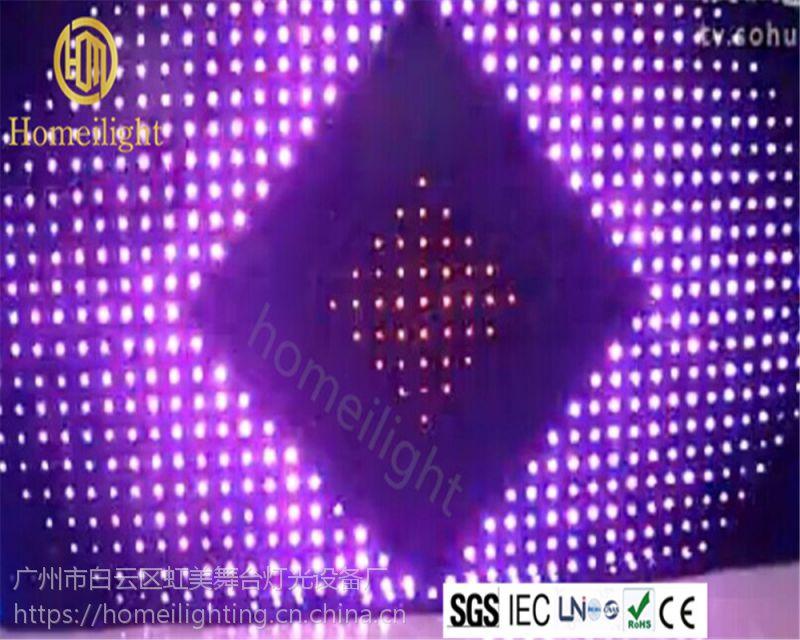 广州虹美HM-V10 P10cm全彩视频布