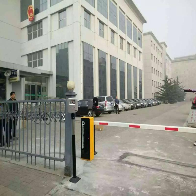宁波市门禁通道大量现货,奥博小区道闸品质保证