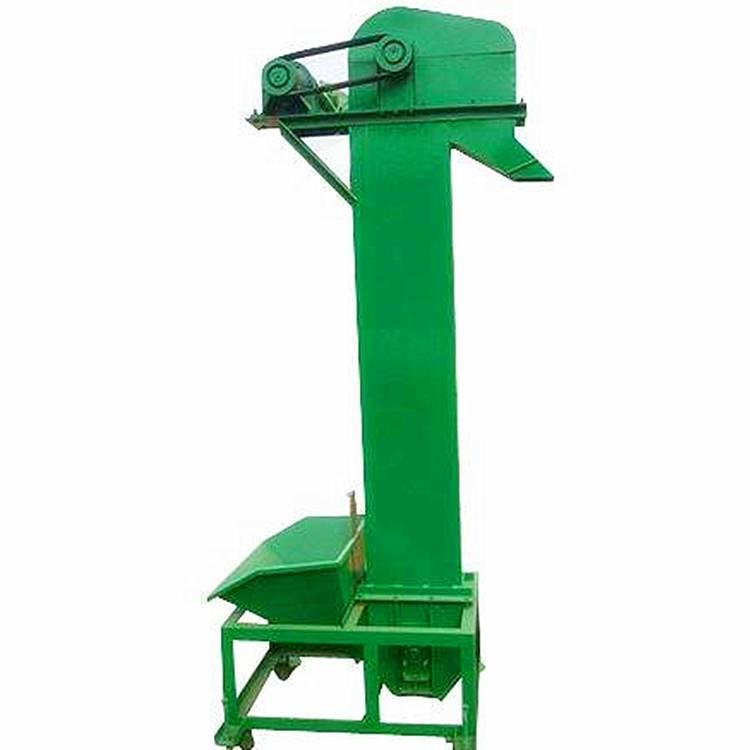 [都用]工地沙子斗式提升机 量身定做提升机厂家 水泥粉专用斗式上料机