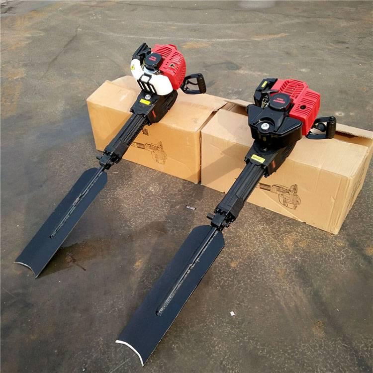 带土球挖树机 小型手提式挖树机厂家 苗圃园林起树机