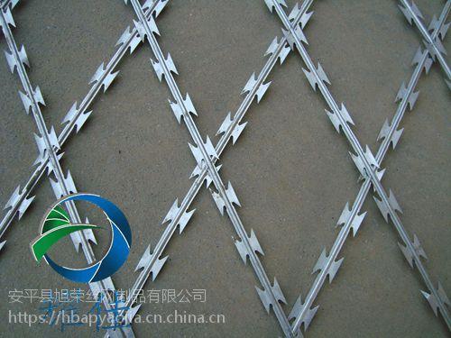 加密支架 普遍用在支撑刺丝滚笼,普通刺绳-耀佳丝网