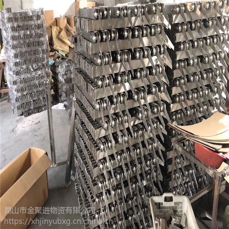 金聚进 室内不锈钢楼梯扶手栏杆SN658 精品立柱楼梯厂家订做