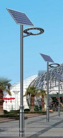 保定太阳能庭院灯 灯杆供应 照明度高 景观效果好