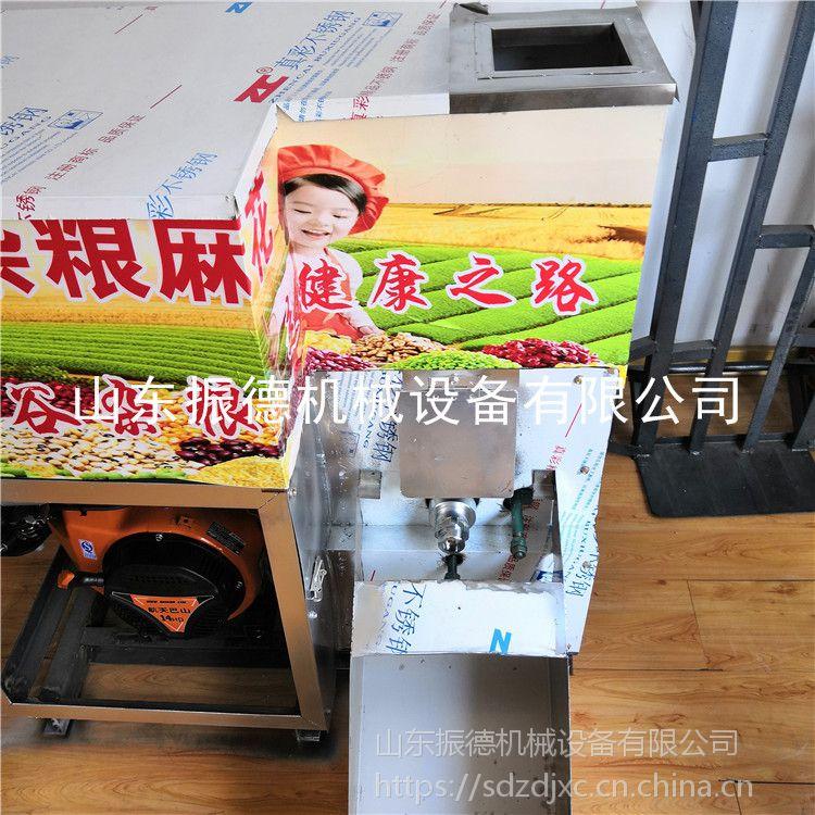 浙江直销 家用整粒大米膨化机 箱式绿豆麻花型膨化机 汽油暗仓江米棍机 振德