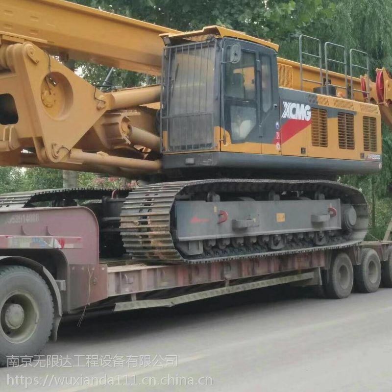 山东济南哪里有出租徐工280旋挖机的地方