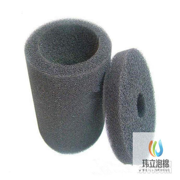 供应异形过滤海棉 空气过滤海棉 滤芯海绵