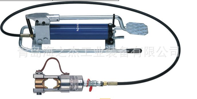 hk 25/2 德国柯劳克klauke脚踏式液压泵图片