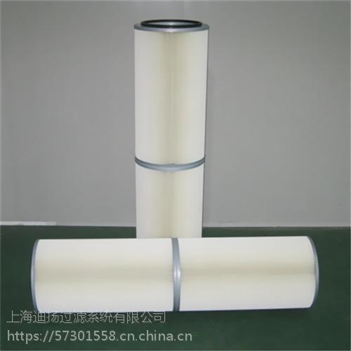 上海迪扬滤筒(图)、三耳式滤筒、淮安滤筒