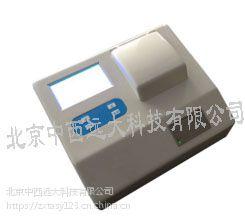 中西污水三参数检测仪/多参数污水测定仪 库号:M19006