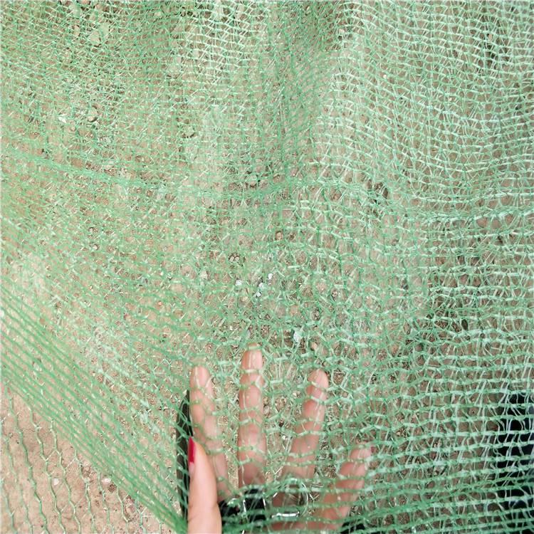 黑色三针盖土网 现货防风挡尘网 现货遮阳网价格