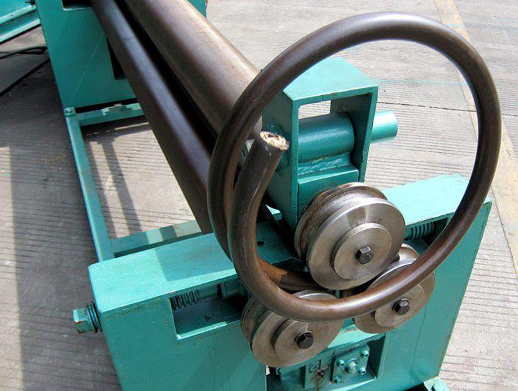 供应三辊优质卷板机滚圆机铁板卷圆机厂家现货销售