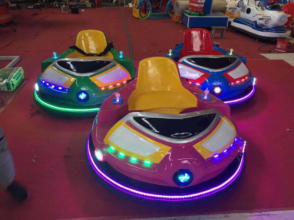 四川南充广场新款激光对战碰碰车快来我们一起对战吧!