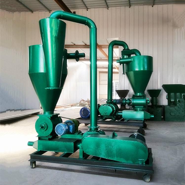 [都用]水泥厂气力输送机 罗茨风机气力吸粮机 油菜籽装卸吸粮机