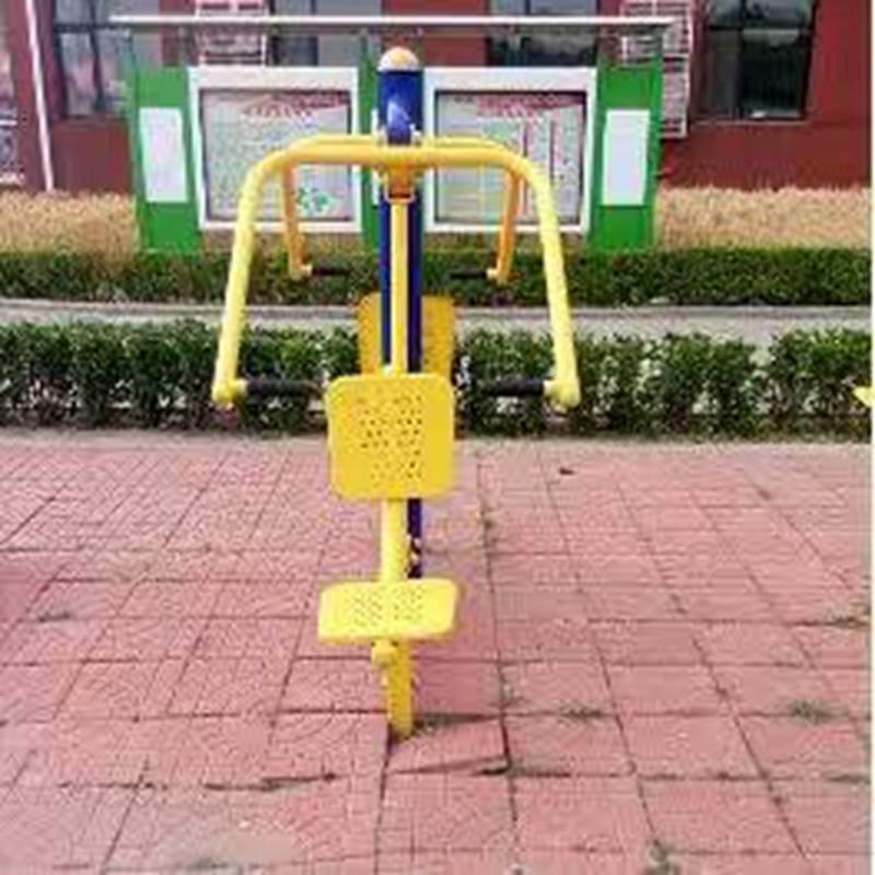 桂林市健身单人扭腰器品质优良,小区体育器材量大送货,加盟销售