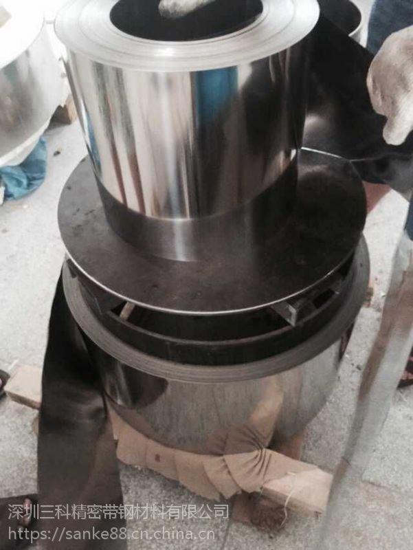 供应5J1380热双金属带 中敏感低阻中温