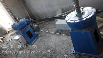 沈阳启闭机 厂家供应(5吨 5T 50KN)QL双吊点螺杆式启闭机