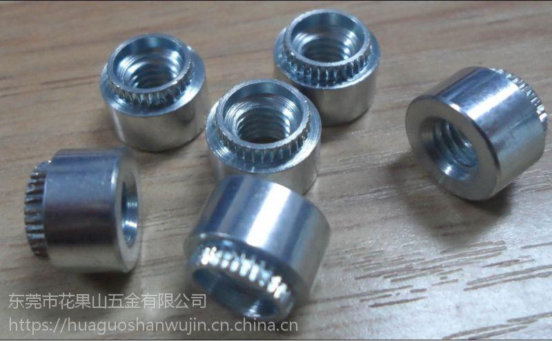 供应现货不锈钢涨铆螺母ZS-M4-1